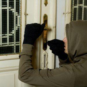 6. Keep Your Alarm Control Pad Hidden