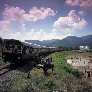 6. Eastern and Oriental Express