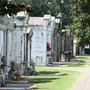 6. Lafayette Cemetery, New Orleans, Louisiana
