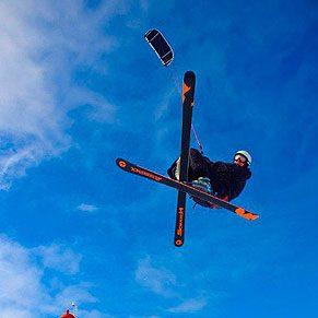 5. Kiteboarding and Kite Skiing