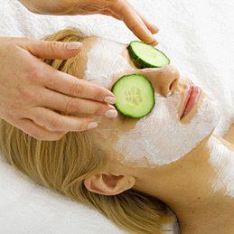 1. Facial Treatments
