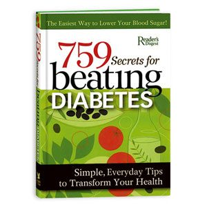 759 Secrets for Beating Diabetes