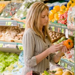 6. Complex Carbohydrates from Fruits and Vegetables