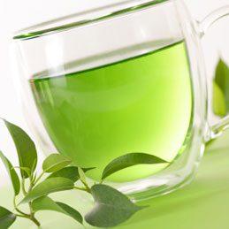 6. Green Tea and Citrus Fruits