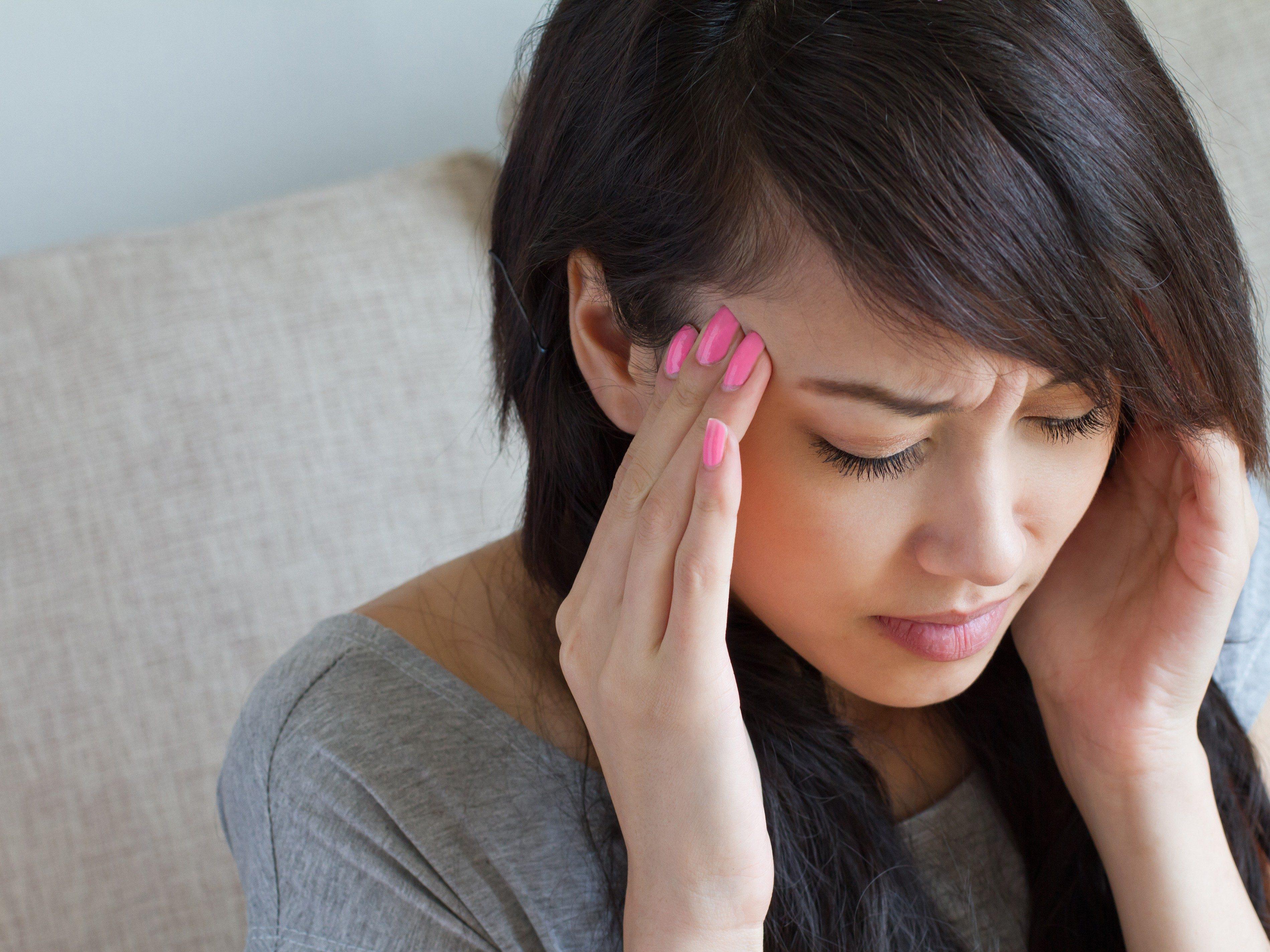 1. Prescription migraine medication