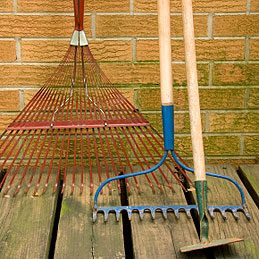 Long-Handled Tools