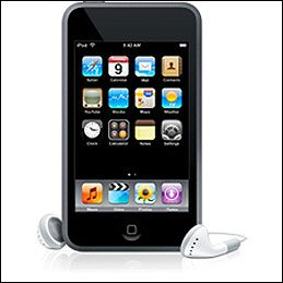 1. Apple iPod Touch