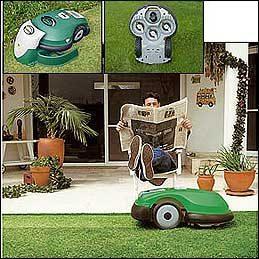 10. Robot Mower