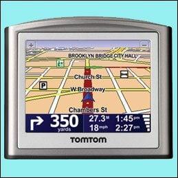 4. Car GPS
