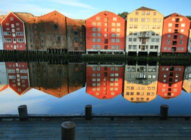 St. Olav's Way, Norway