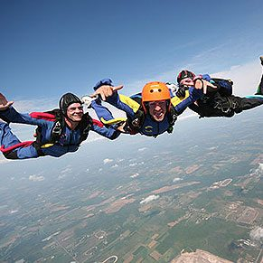 7. Small Planes and Tandem Skydiving