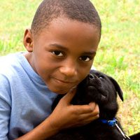 7. Get Your Child a Pet