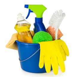 7. Check Your Household Cleaners
