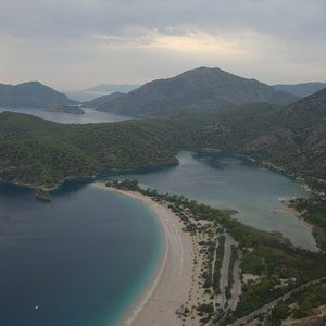 8. Oludeniz Beaches - Turkey