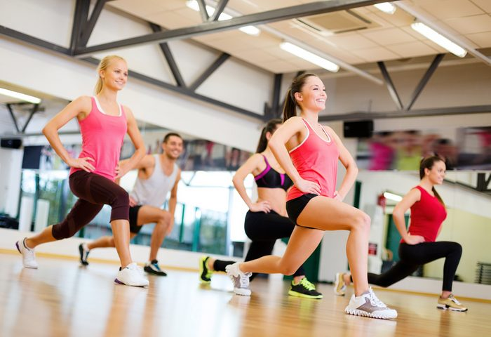 Pre-program Your Workout