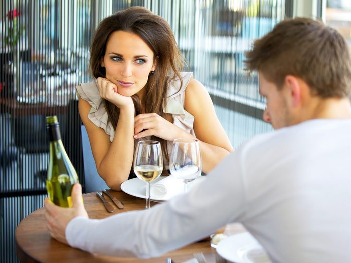 Getting back on the dating scene?