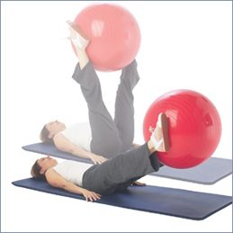 Balance Ball Drops
