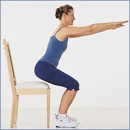 Exercise: Squats