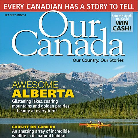Our Canada August September 2018 issue