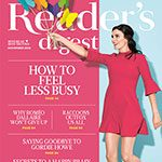 Reader's Digest Canada magazine