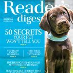 Cover of Reader's Digest Canada