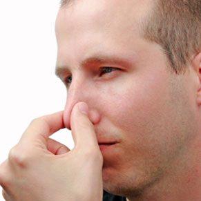 1. Pinch a Nosebleed