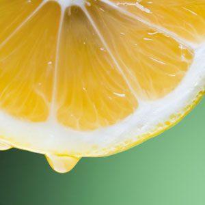 Apply Vinegar or Lemon Juice