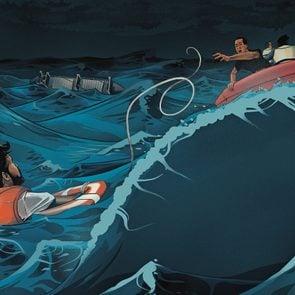 Survival stories - adrift