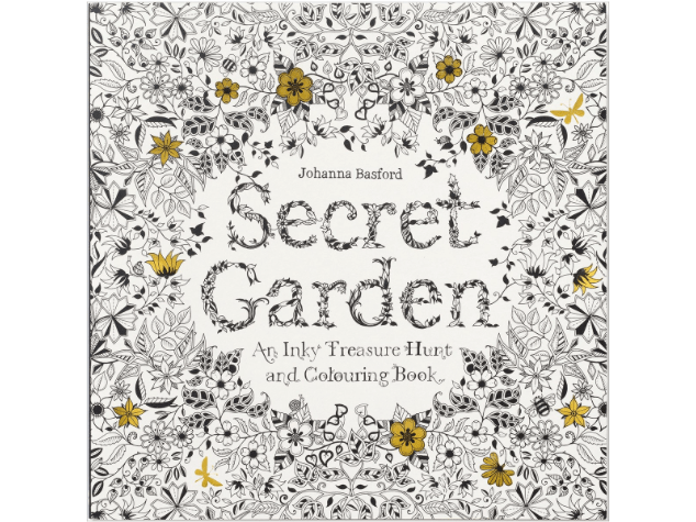 The Calming Power of Colouring Books