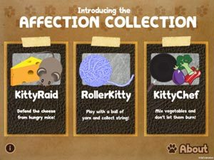 2. Affection Collection App