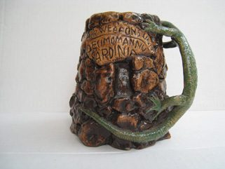 Beer Mug Collector Drinks in the History