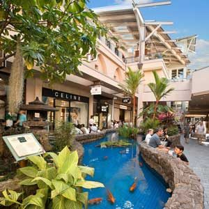 5. Amazing Malls in the World: Ala Moana Shopping Center - Honolulu, Hawaii