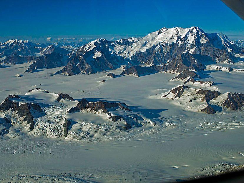 Natural Wonder of Alaska: Saint Elias Mountain Park