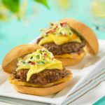 The All-Canadian Beef Sirloin Cheeseburger