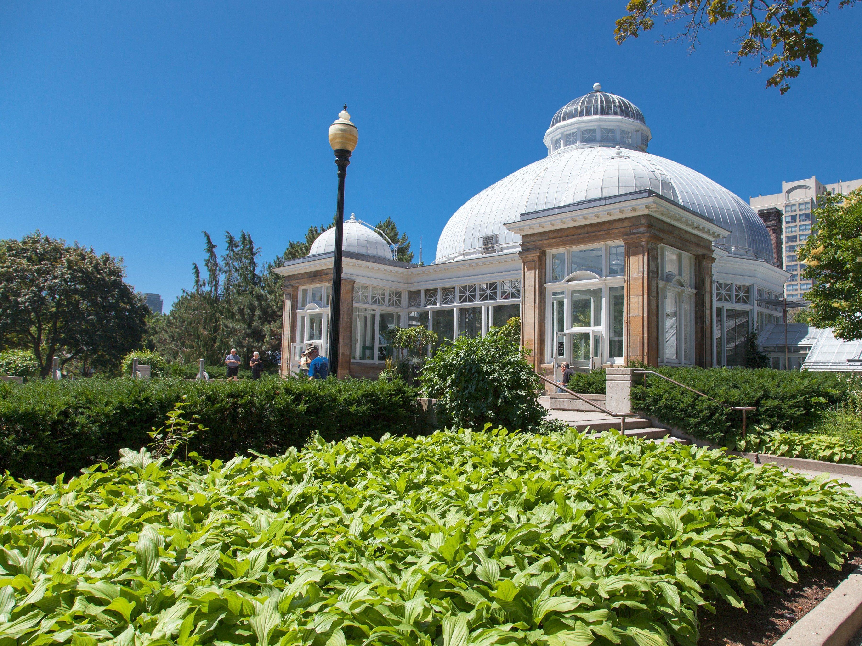 7. Allan Gardens Conservatory