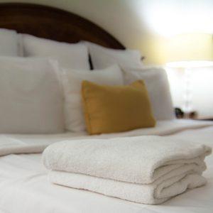 7. Encase the Beds