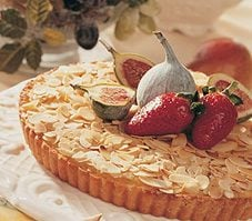 Almond Cream Pie