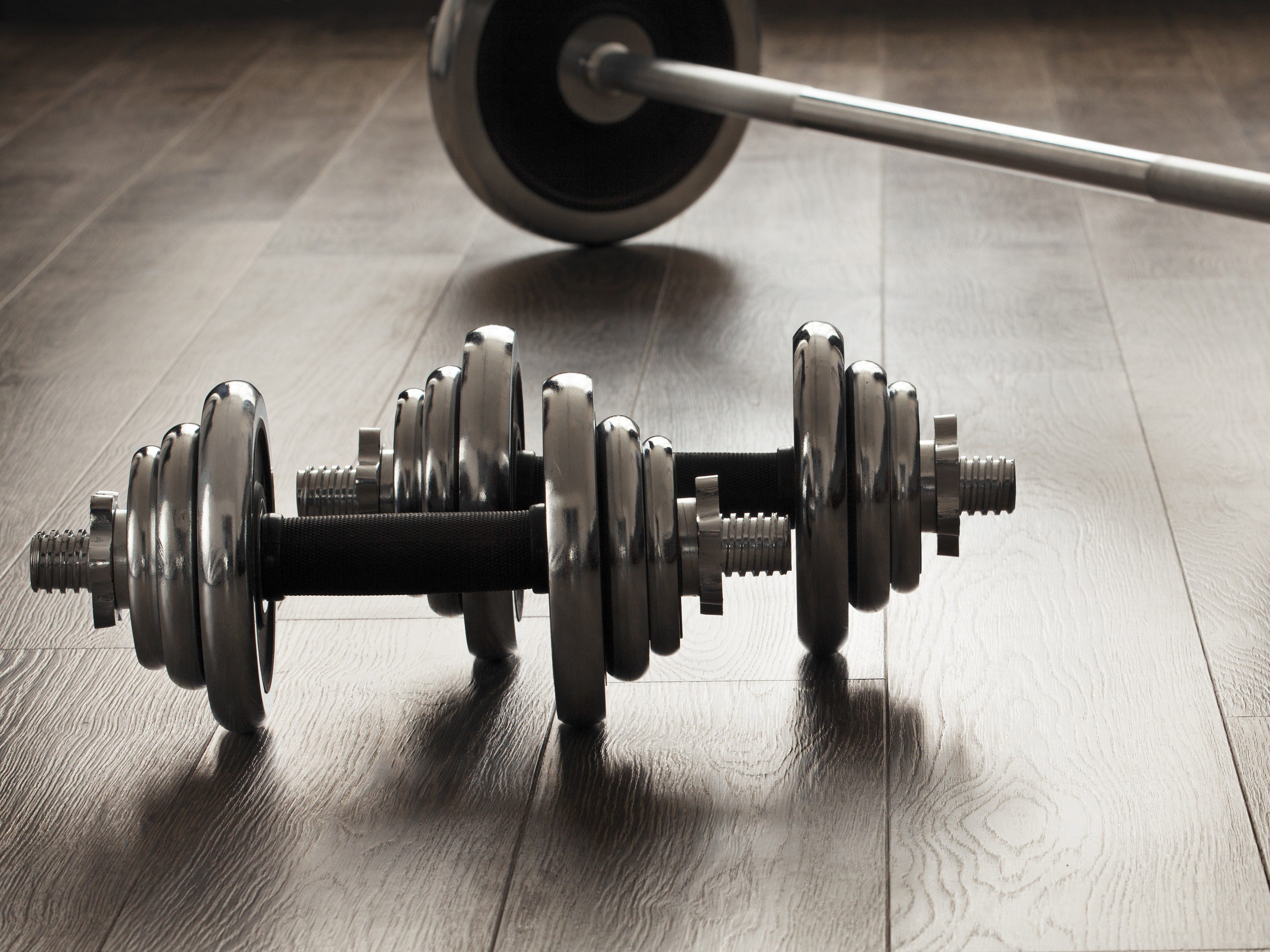 4. Mix up your workouts.