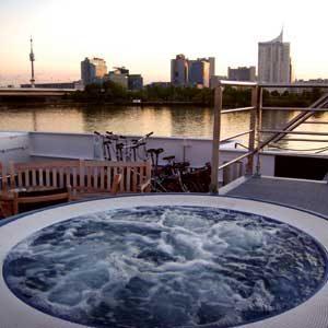 5. Danube River Cruise, Eastern Europe