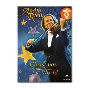 Andre Rieu: Christmas around the world (DVD)