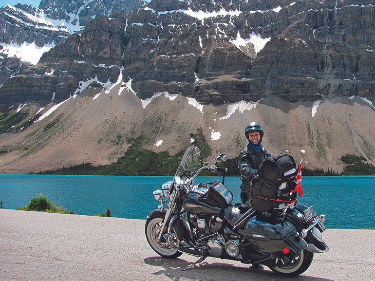 The Motorcycle Diaries Riding A Yamaha Roadstar Across Canada