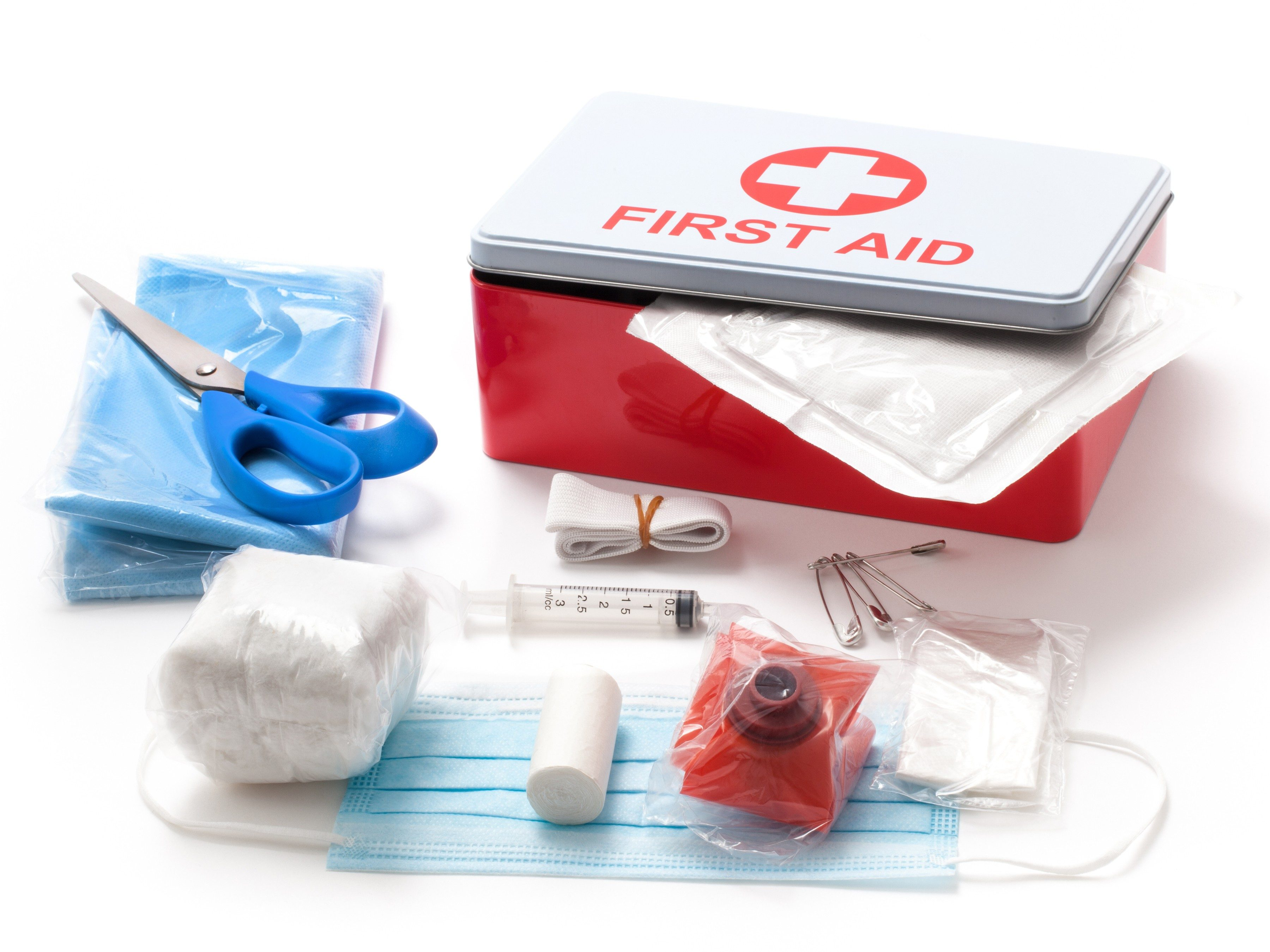 10. Apply a liquid bandage