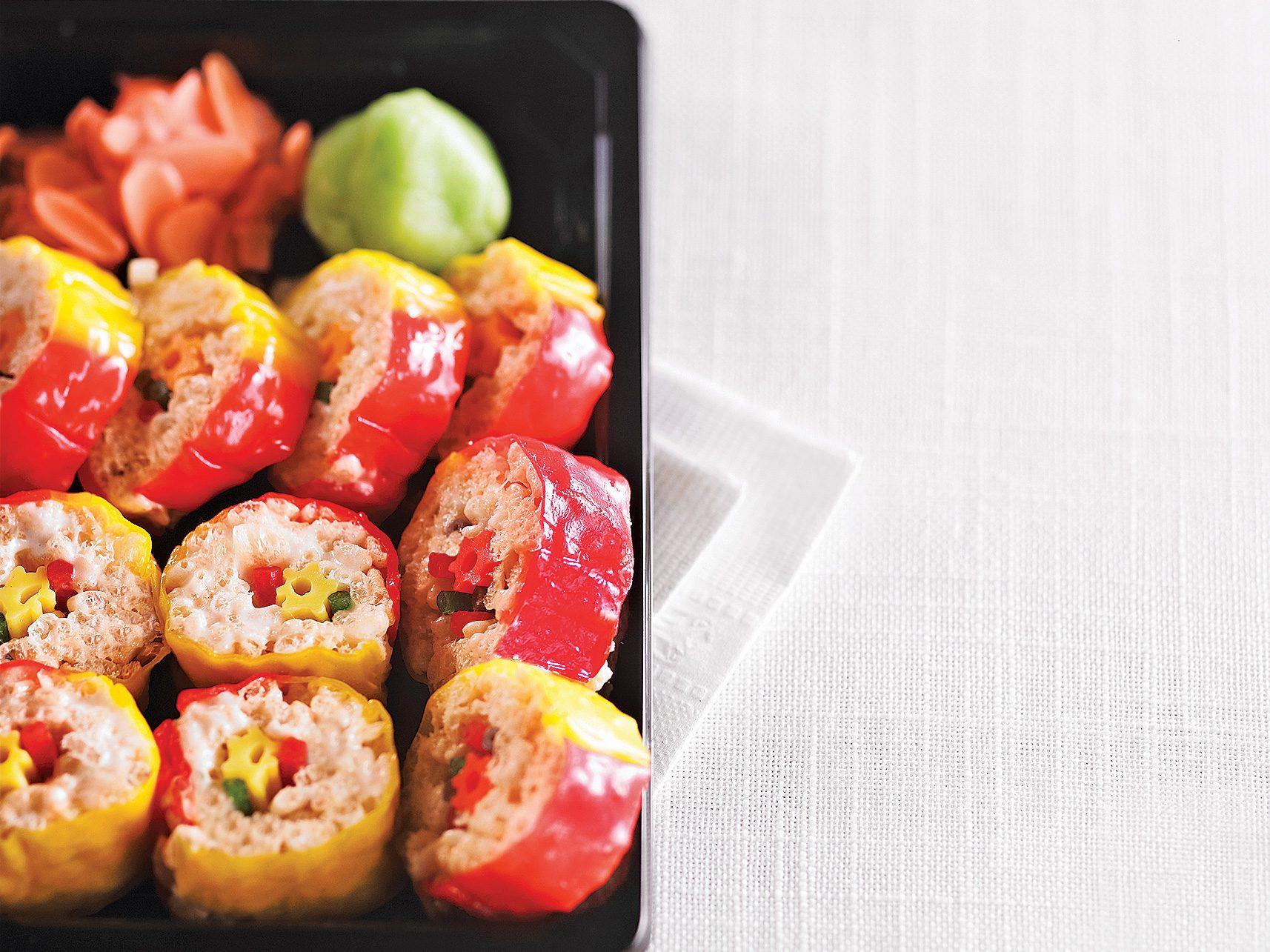 Fruity Sushi