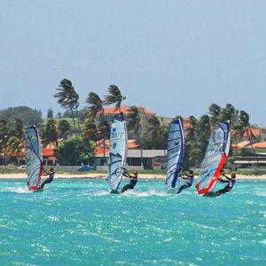 Aruba's Hi-Winds Competition
