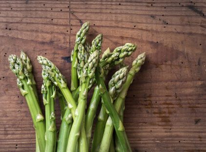Healthy energy drink alternative: Asparagus
