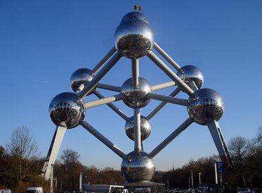 Atomium - Brussels, Belgium