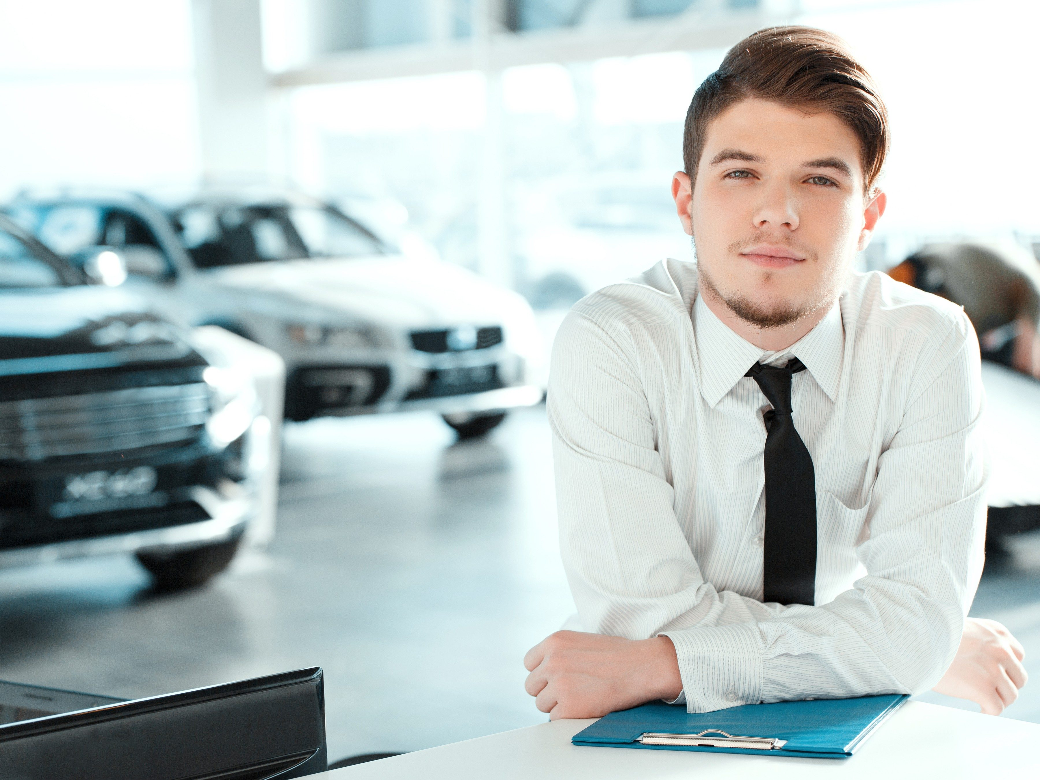 12. Attractive People Sell More Cars