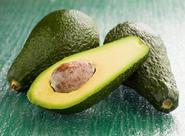 How to Perk Up Eyes #1: Avocado