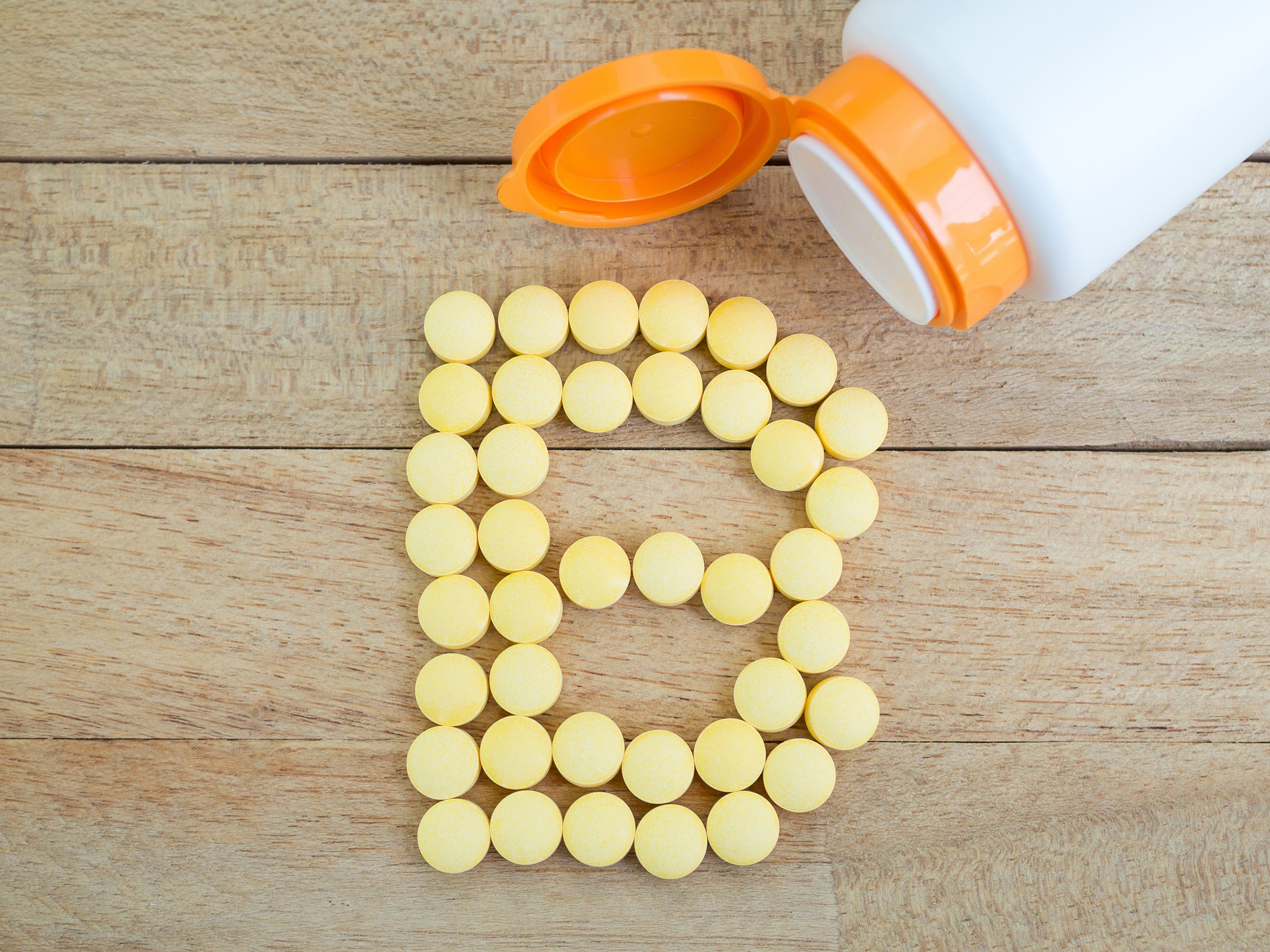 3. B vitamins