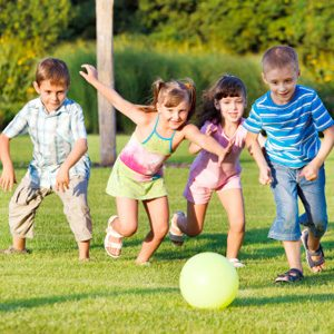 10. Design Your Backyard For Activity